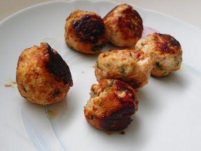 Boulettes de poulet au carré frais 0% - 6PP/personne