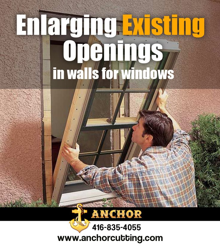 If you are feeling #suffocation at your #home cause of small #window, then you can #enlargewindow size for better solution. So visit at anchorcutting.COM today!!! #Windowenlargingservices #WindowenlargingservicesBrampton for more details cal us :- 416-835-4055 visit:- http://www.anchorcutting.com/window-enlarging-services.html
