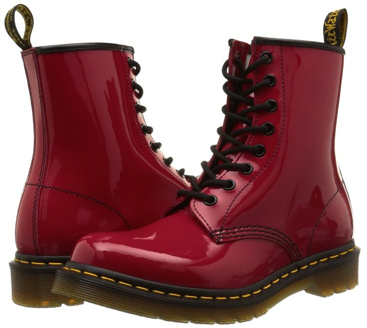 Amazon.com: Dr. Martens 1460 Originals Eight-Eye Lace-Up Boot: Dr. Martens: Shoes
