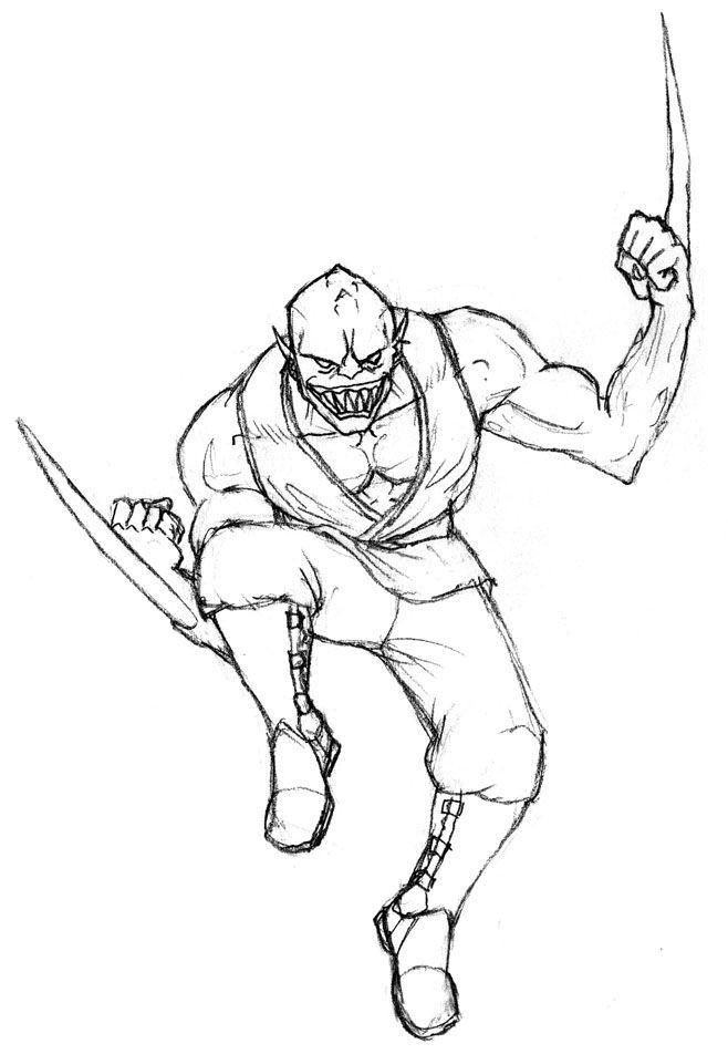 70 mejores imgenes de Baraka en Pinterest  Mortal kombat