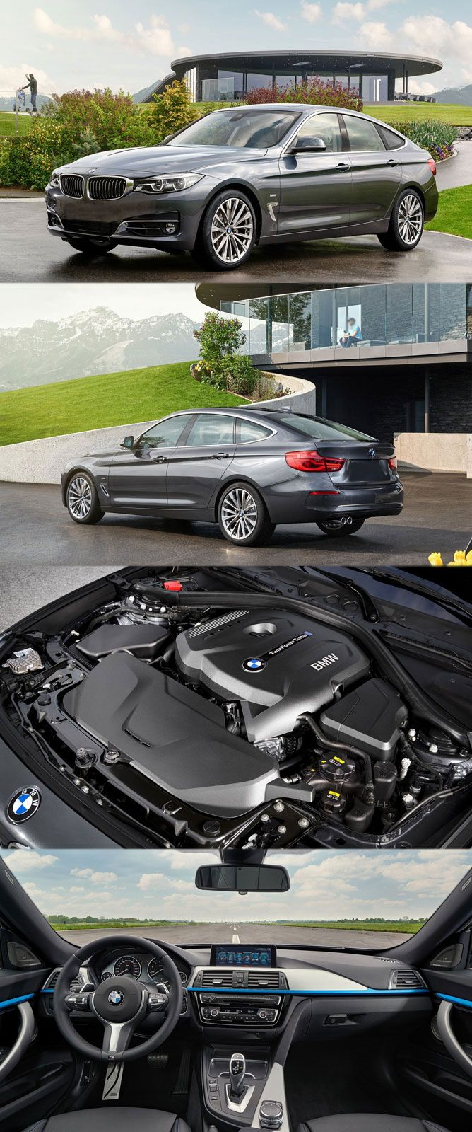 Transformation of the new bmw 3 series gt engine get more details at http