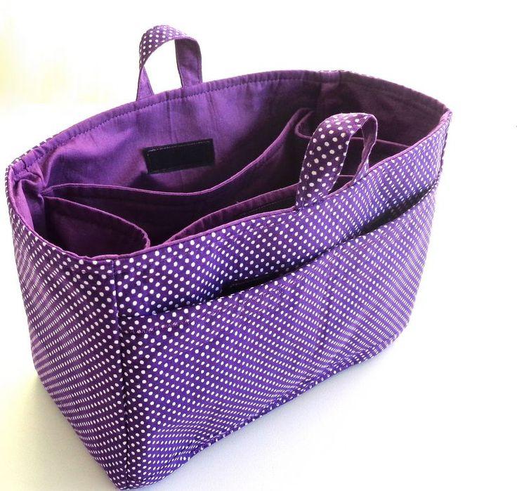 Çift taraflı çanta içi düzenleyici Zet.com'da 65 TL
