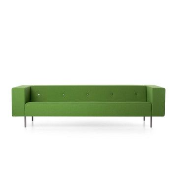 Reclining Sofa Moooi Bottoni Triple Seater Sofa