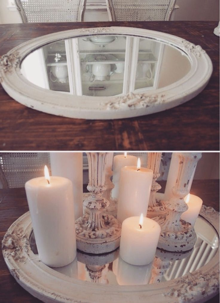 awesome www.modelhomekitc... candles on mirror... by http://www.homedecorbydana.xyz/home-decor/www-modelhomekitc-candles-on-mirror/