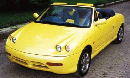 1996 OPAC Piu Concept