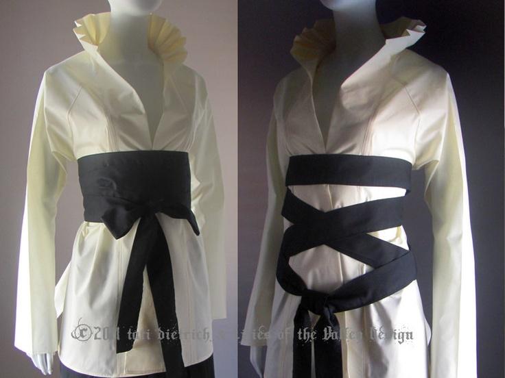 "Kimono Blouse. White Blouse. Linen Like Coat. Japanese Kimono Inspired. 44"" bust 48"" hip. Ships TODAY. Plus Size.. $124.00, via Etsy."