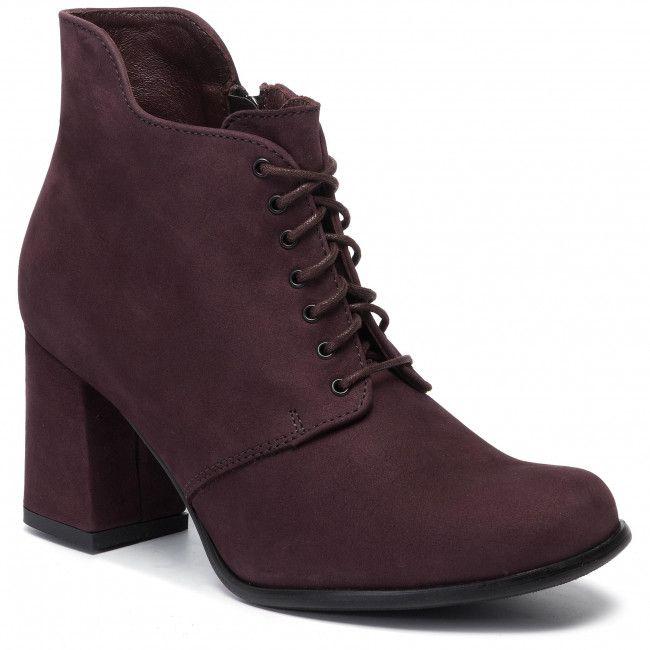 Botki Lasocki 5037 01 Burgundy Botki Kozaki I Inne Damskie Eobuwie Pl Boots Ankle Boot Shoes