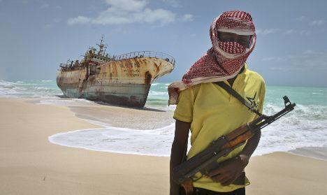 Swedish troops join Somali pirate mission http://www.thelocal.se/20150130/swedish-troops-to-fight-somali-pirates