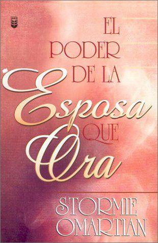 EL PODER DE LA ESPOSA QUE ORA (libro)