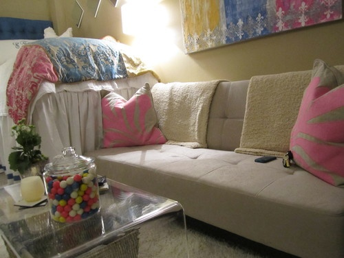 Dorm Room Traditional Bedroom. Futon From Walmart. Part 47