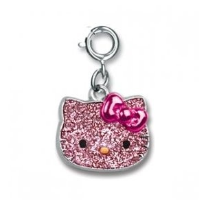 Amazon.com: High Intencity CHARM IT! HELLO KITTY PINK GLITTER Bracelet Charm: Toys & GamesIntenc Charms, Bracelet Charms, Hello Kitty'S 3, High Intenc, Kitty Obsession, Chains Supplies, Kitty Junkie, Glitter Bracelets, Bracelets Charms
