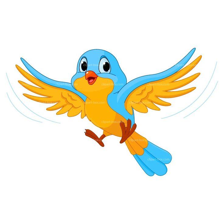 Bird Clipart | CLIPART BIRD CARTOON | Royalty free vector ...
