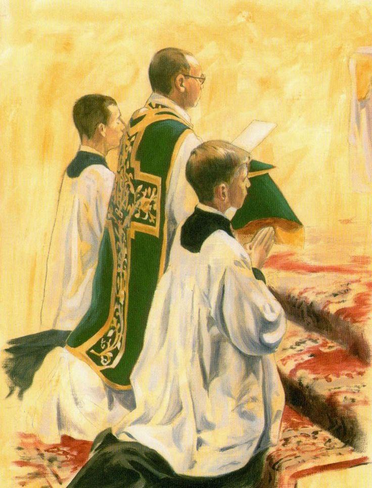 Orações Leoninas Santa Missa de Sempre - Imagens - Associação Santo Atanásio