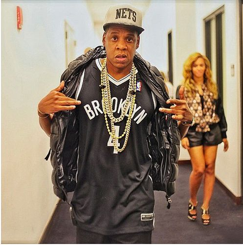Although Jay-Z may not be my favourite rapper, there is no denying he is the biggest in the world right now. Plus he's fucking Beyonce, so ya know, that's pretty cool.