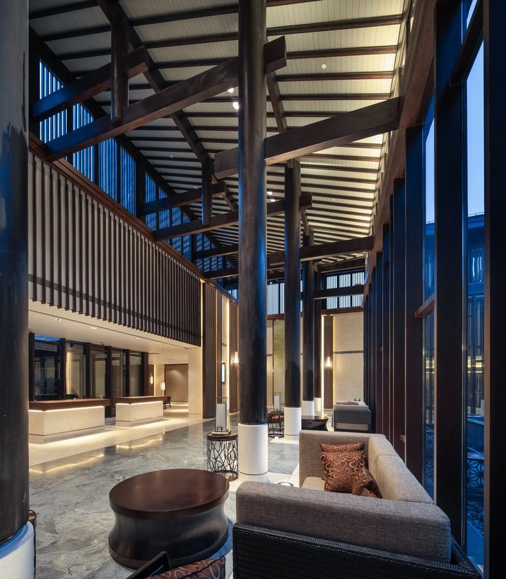 Jinmao Chongming HYATT Hotel Design 2014 Gold Nugget Award