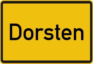 Autoverschrottung in Dorsten
