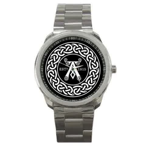 ARDBEG OREGON White logo Sport metal stainless steel by tatashop22
