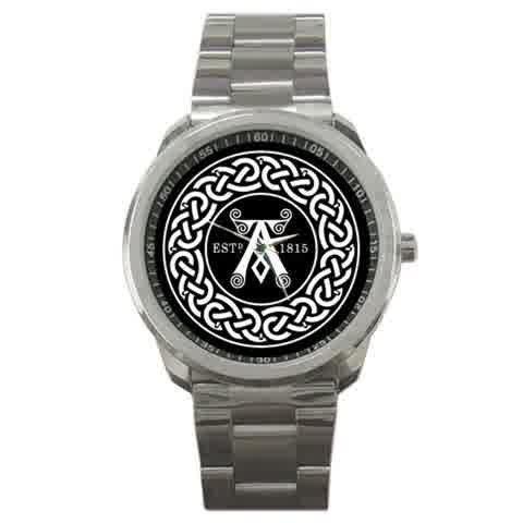 ARDBEG OREGON White logo Sport metal stainless steel by tatashop22