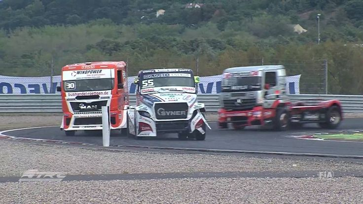 Reviewing the 4 truck races of ETRC Round 6 at Most