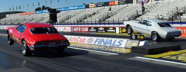 NHRA Story » Auto Club NHRA Finals Friday Notebook