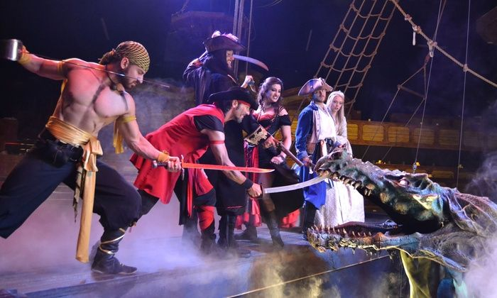 Pirate's Dinner Adventure - Buena Park: Pirates Dinner Adventure for One Adult or Child (Up to 47% Off)