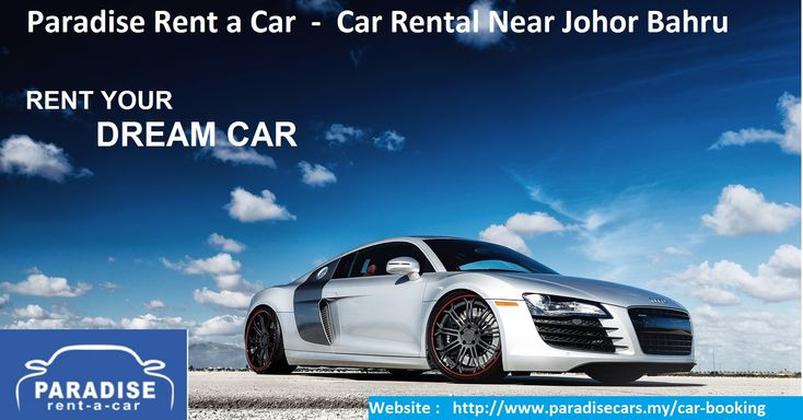 Paradise Car Rental Johor Malaysia  :-  If you are looking for Budget Car Rentals for Journey to Johor Bahru airport, then you can look at best Car rental in johor bahru. Paradise is among cheap and best car rentals in Johor Bahru. So, visit official website of Paradise car rental Johor Malaysia in order to book a car of your choice. visit:   http://www.paradisecars.my/car-booking