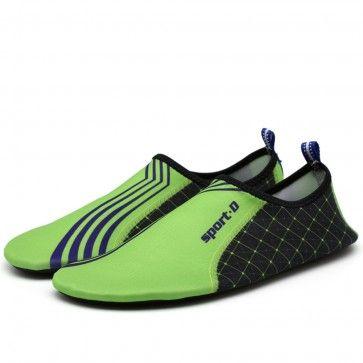 Vert Chaussure AquatiqueDFS-6 Adultes