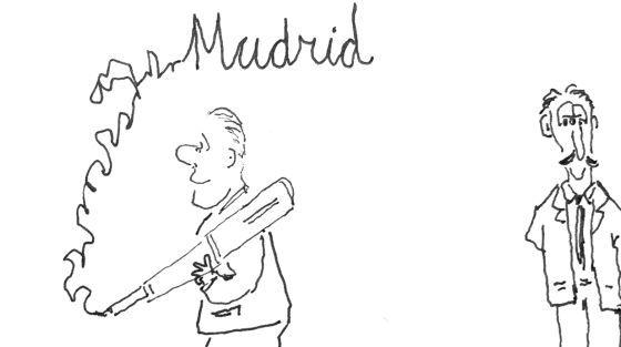 Seis letras   Madrid   EL PAÍS