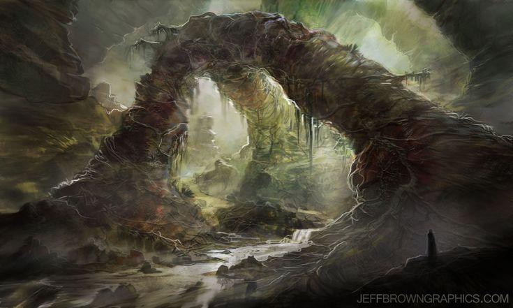 Underground Oasis by jbrown67.deviantart.com on @DeviantArt