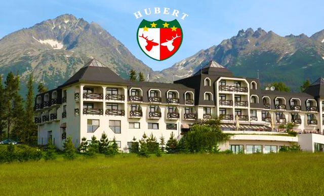 Hoteli Hubert**** vo Vysokých Tatrách