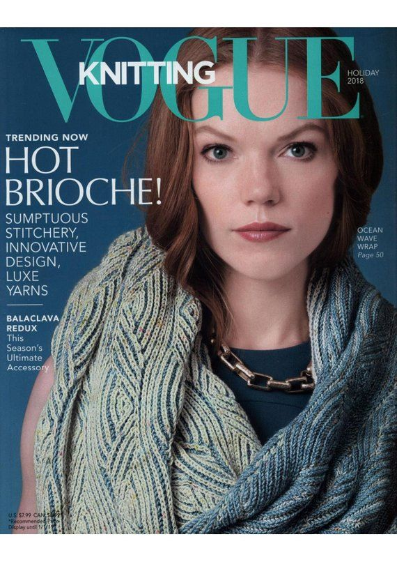 Vogue Knitting Magazines Knitting Patterns For Women Sweater
