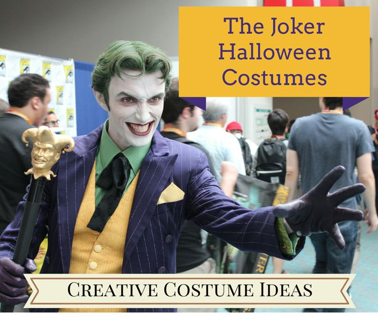 Along with our fabulous Joker Halloween costumes, we also have some pretty cool costume accessories that will go well with your Joker Halloween costume.