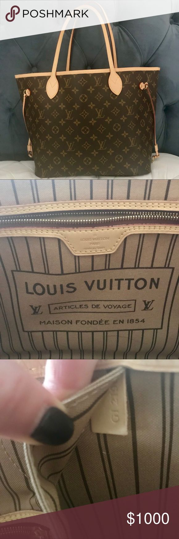 Date code on louis vuitton