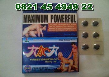 Maximum powerful obat kuat aman herbal alami untuk meningkatkan gairah seksual dan stamina lelaki ampuh. http://klinikobatkuat.com/obat-kuat-pria/maximum-powerful