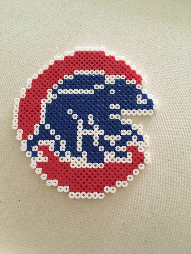 • 2016 Champs!! •  A personal favorite from my Etsy shop https://www.etsy.com/listing/489351557/chicago-cubs-perler-bead-art #chicagocubs