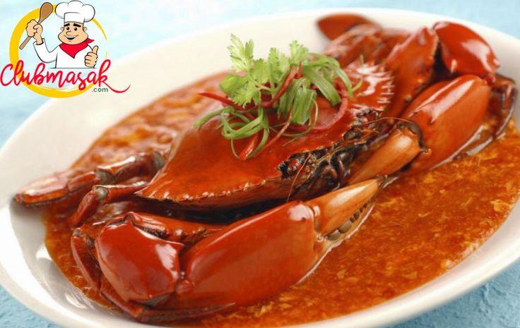 Resep Kepiting Saus Tiram, Resep Hidangan Cina Favorit, Club Masak
