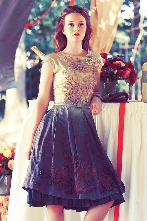 Blair Waldorf Dresses