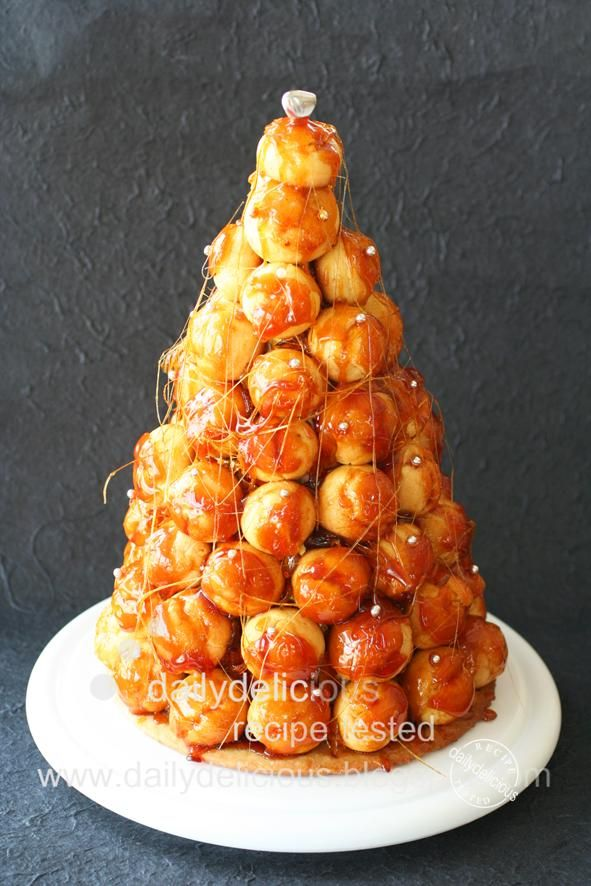 traditional french wedding cake recipe 285 best images about croquembouche on choux 21135