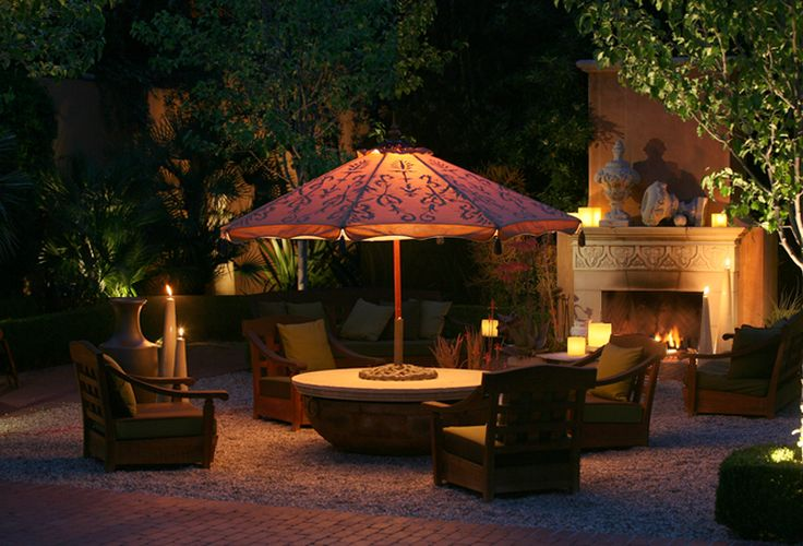 Solar Lights For Patio Umbrellas Prepossessing 85 Best Patio  Umbrella Images On Pinterest  Small Balconies 2018