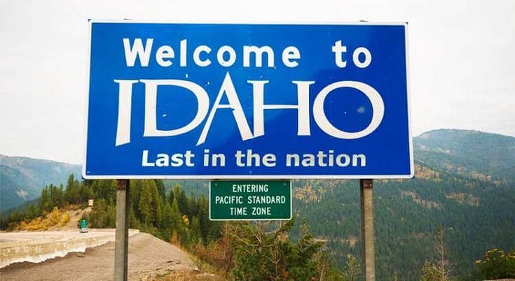 Idaho Governor Wants Trump To Crackdown On Legal Marijuana States