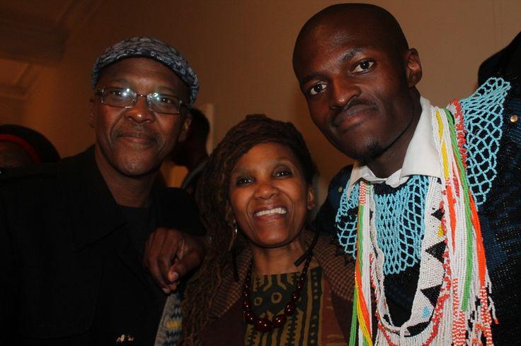 Lizo & Bongiwe Siwasa  Photo by: Ntsika Tyatya