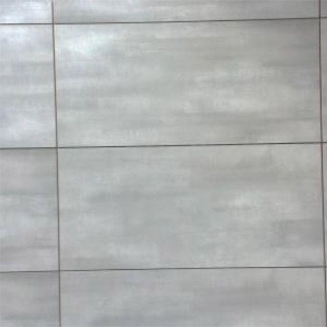 Carrelage sol intérieur rectangulaire Made 30 x 60 cm Mud - CASTORAMA