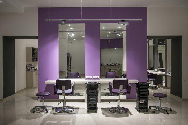дизайн парикмахерских салонов фото - Google Search