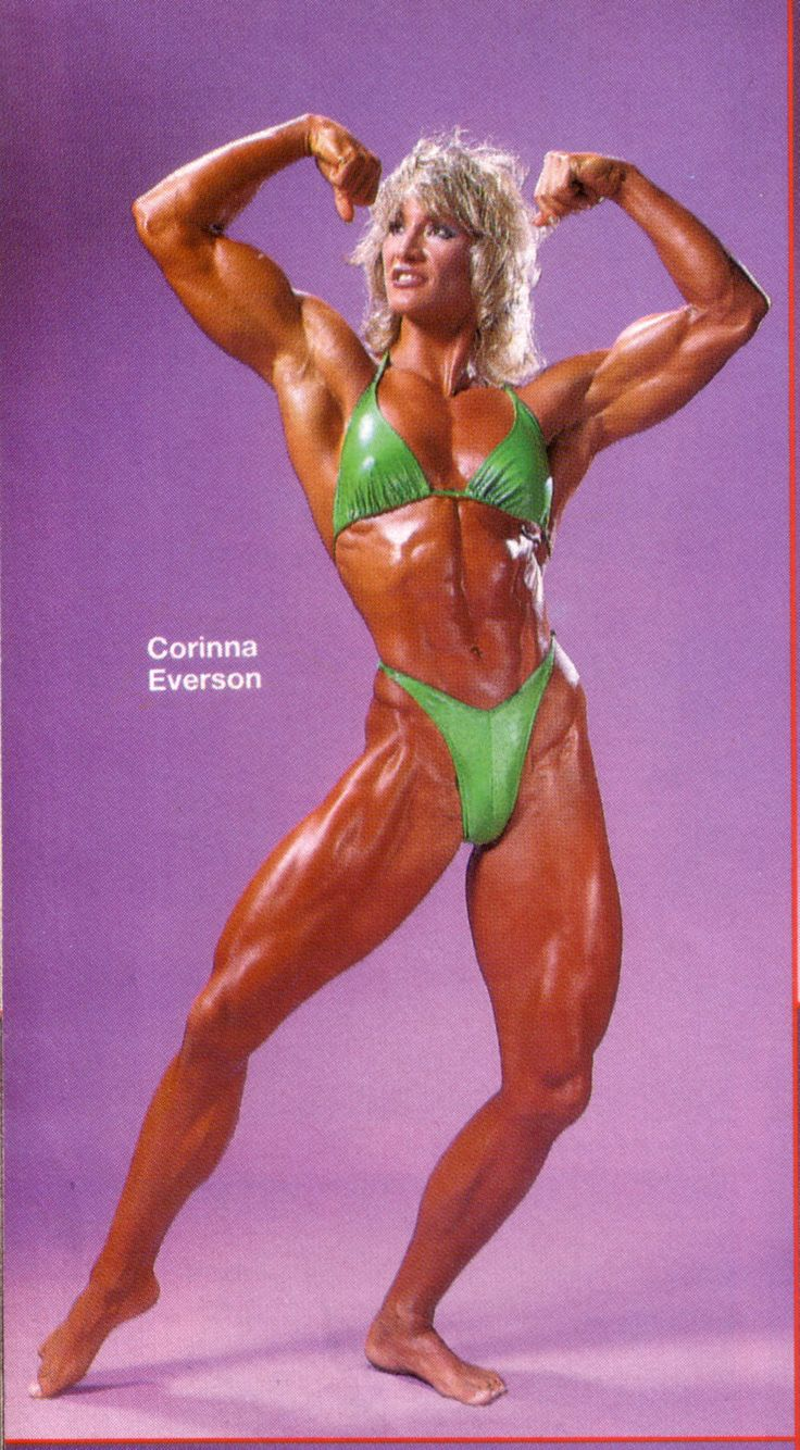 Cory Everson | Retro Bodybuilding 2 | Pinterest