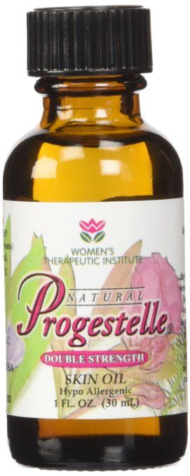 Natural Progesterone In Oil No Preservatives