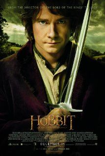 The Hobbit: An Unexpected Journey (2012) Don't know why... But I'm obsessed with this movie!