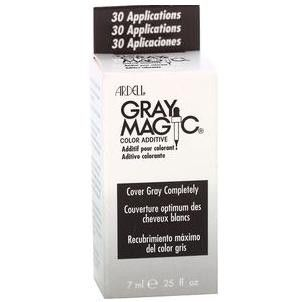 Ardell Gray Magic Color Additive 0.25 oz $4.04    Visit www.BarberSalon.com One stop shopping for Professional Barber Supplies, Salon Supplies, Hair & Wigs, Professional Product. GUARANTEE LOW PRICES!!! #barbersupply #barbersupplies #salonsupply #salonsupplies #beautysupply #beautysupplies #barber #salon #hair #wig #deals #graymagic #color #additive
