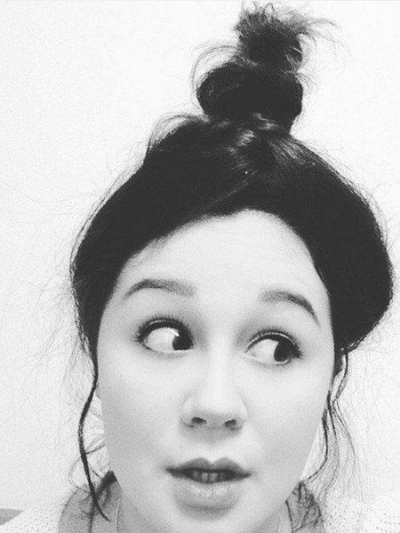 ❤ Прическа «под единорога» становится модным трендом ❤