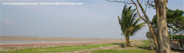 Coast of Mersing, Johor