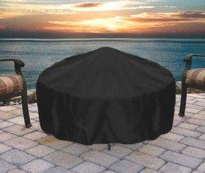 Fire Pit Covers: Size and Shape Does Matter